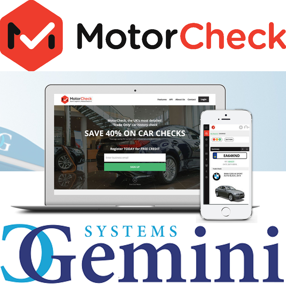 MotorCheck integrated provenance checks – FREE TRIAL