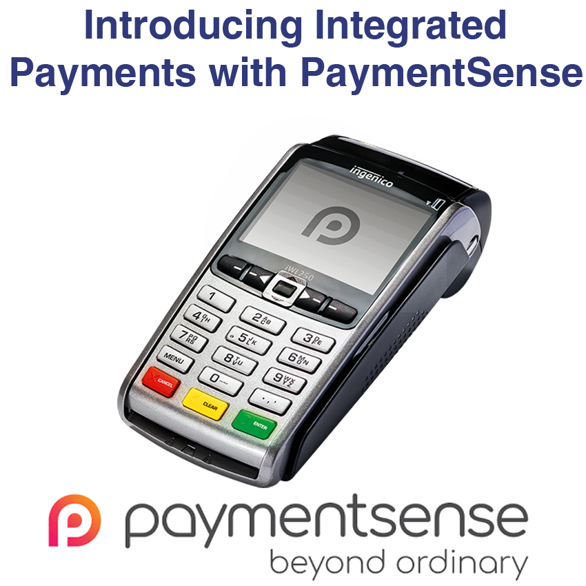 Introducing Integrated Card Payments with PaymentSense